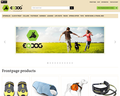 www.eqdog.com website