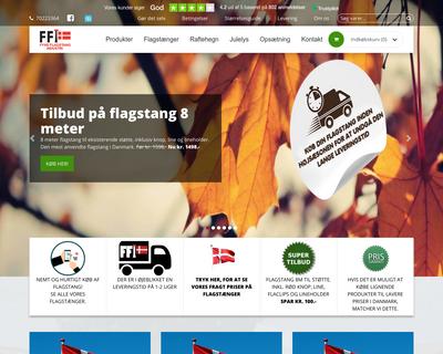 flag.nu website