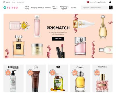 flipsu.dk website