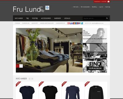 frulund.com website
