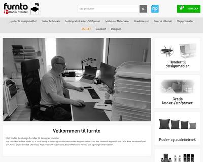 furnto.dk website