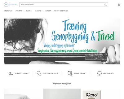getaby.dk website