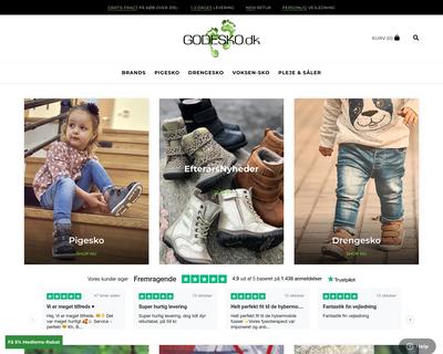godesko.dk website