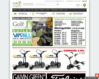 golfshoppen.com website