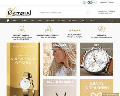 guldsmedoestergaard.dk website