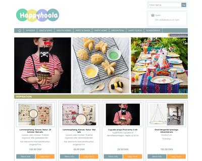 happyhoola.com website
