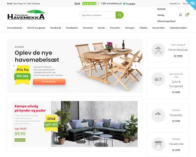 havemekka.dk website