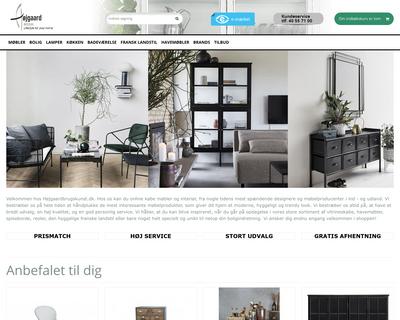 hoejgaardbrugskunst.dk website