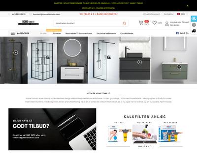 hometomato.dk website