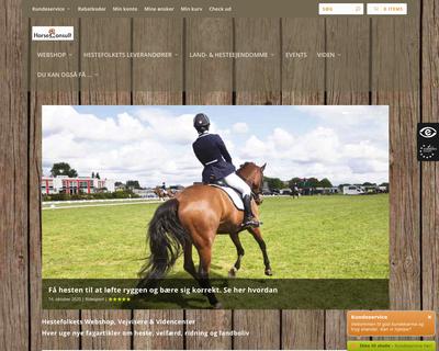 horseconsult.com website
