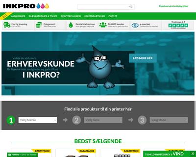 inkpro.dk website