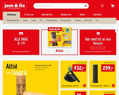 jemogfix.dk website