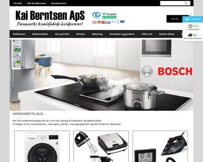 kai-berntsen.dk website