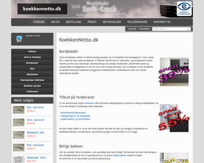 koekkennetto.dk website