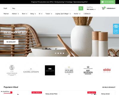 kopk.dk website