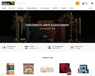 kundetbedste.com website