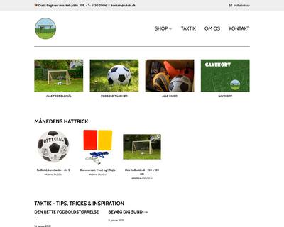 lukaki.dk website