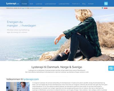 lysterapi.com website
