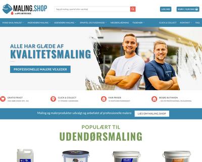 maling.shop website
