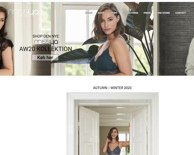 shop.missya.dk website