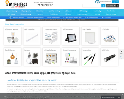 mrperfect.dk website