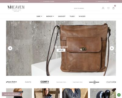 myheaven.dk website