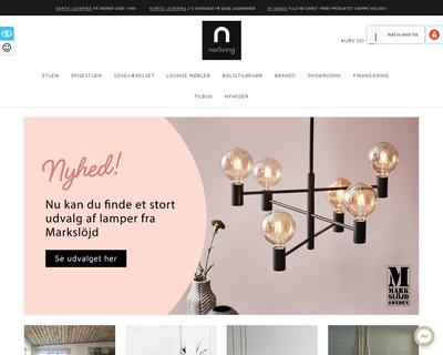 norliving.dk website