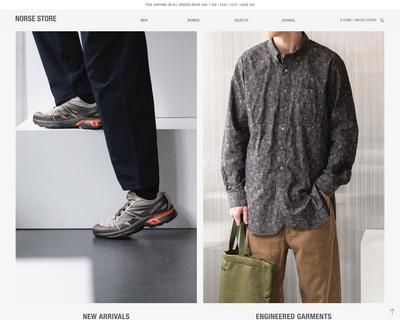 norsestore.com website