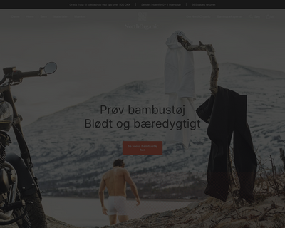 northorganic.dk website