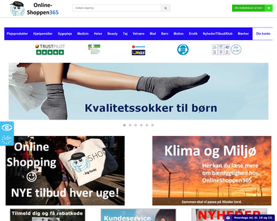 os-365.dk website