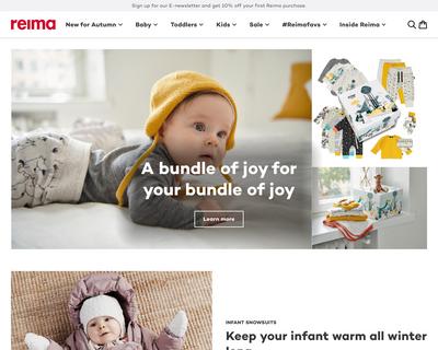 reima.com website
