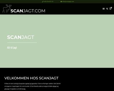 scanjagt.com website