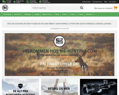 sie-hunting.com website