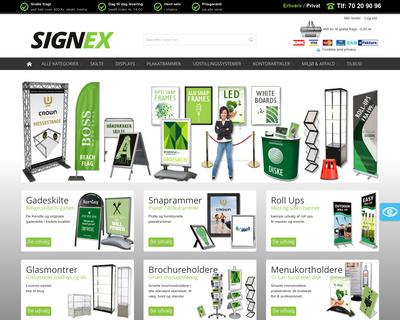 signex24.com website
