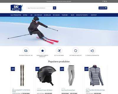 skioutlet.nu website