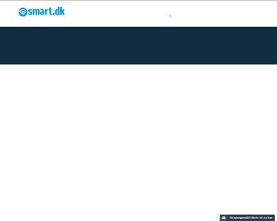 smart.dk website