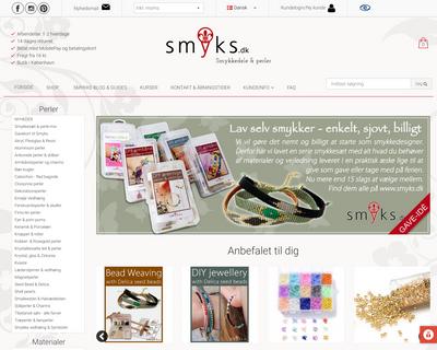 smyks.dk website