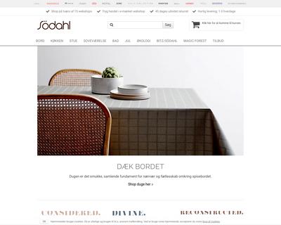 soedahl.dk website