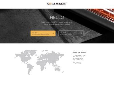 solamagicshop.com website