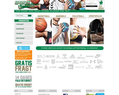 sportsmate.com website