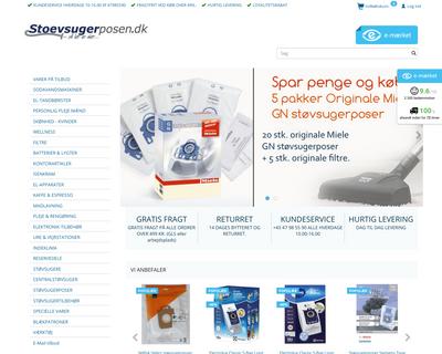 stoevsugerposen.dk website