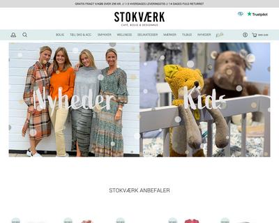 stokvaerk.dk website