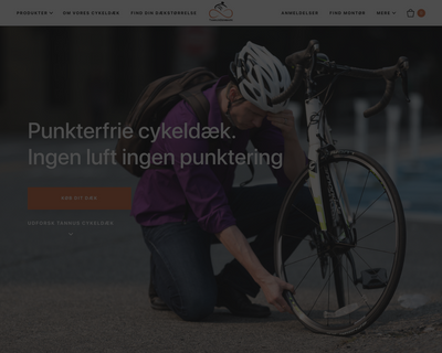 tannusdenmark.dk website