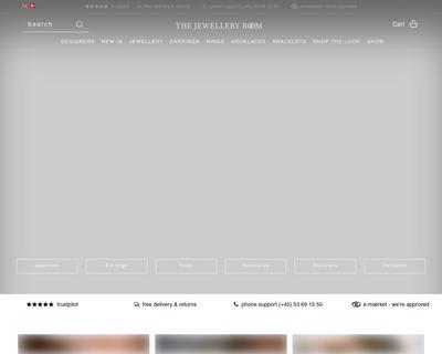 thejewelleryroom.com website
