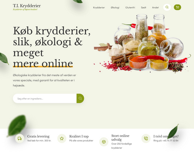 tikrydderier.dk website